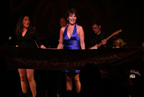 Lucie Arnaz and Katie Luckinbill