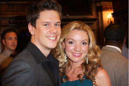 Sarah Joy and David Miller at Broadway opening (17th July) Tn-500_pjz_08jul17_tos_opening_night_0176