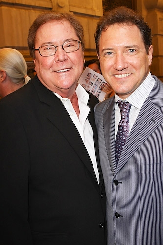 Bob Boyett and Kevin McCollum