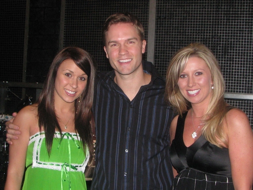Scott Porter and Guests