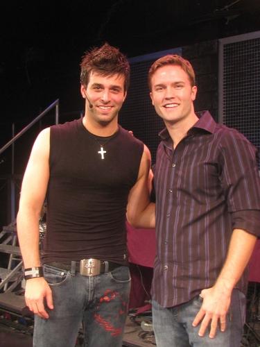 Michael Kadin Craig and Scott Porter