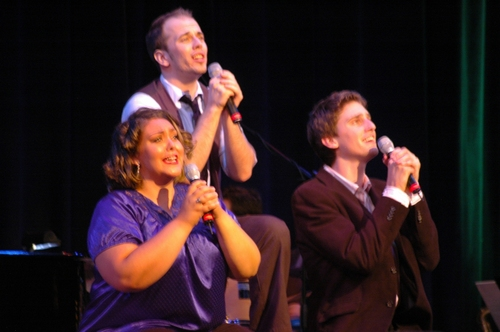 Jennifer LaMonica, Seth Peterson, Greg Kenna Photo