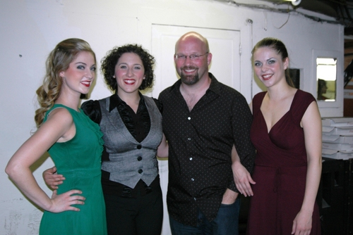 Malia Tippets, Sara Sheperd,  Scott Coulter, Elena Mindlina