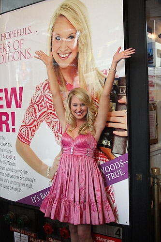 Bailey Hanks Legally Blonde Photo Coverage: Legall...