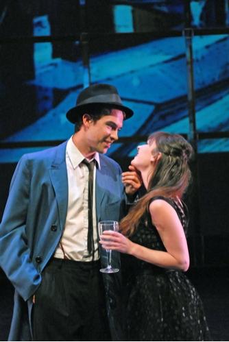 Alex Teicheira and Mackenzie Meehan