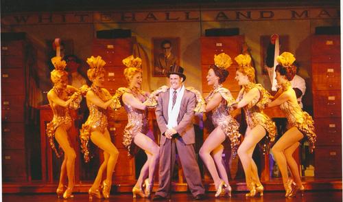 Westchester Broadway Theatre Announces 'Producers' Cast