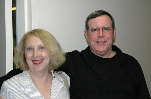 Pamela Hunt (Director) and Peter Napolitano