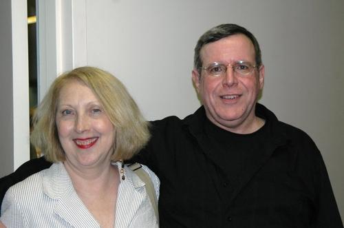 Pamela Hunt (Director) and Peter Napolitano