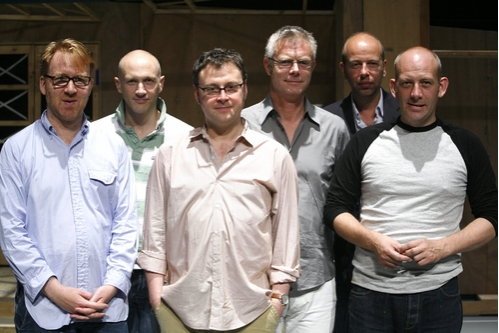 Ian MacNeil, Peter Darling,