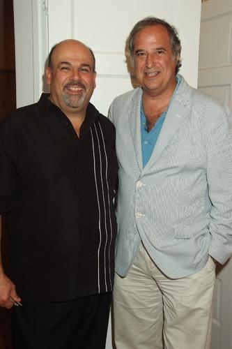 Anthony Giaimo and Stewart F. Lane  Photo