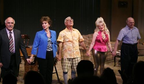 Joe Vincent, Lucy Martin, Jamie Farr,