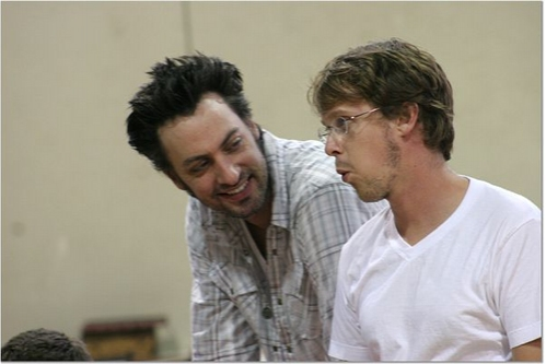 Stephen Full and Matt Rocheleau