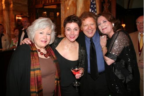 Heather Duke, Christine Andreas, Robert R. Blume and Randie Levine-Miller