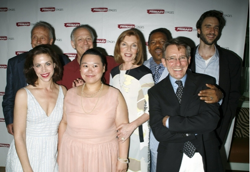 A.R. Gurney, Carmen M. Herlihy, Jennifer Regan. Mark Blum. Susan Sullivan, Dathan B.  Photo