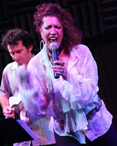 Adinah Alexander  at Broadway Loves the 80's