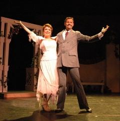 Donna McKechnie and Russell Rhodes