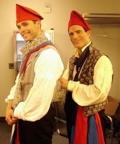 Travis Davidson and Joshua Finkel