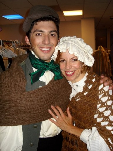 Steve Mazurek and Jennifer Naimo