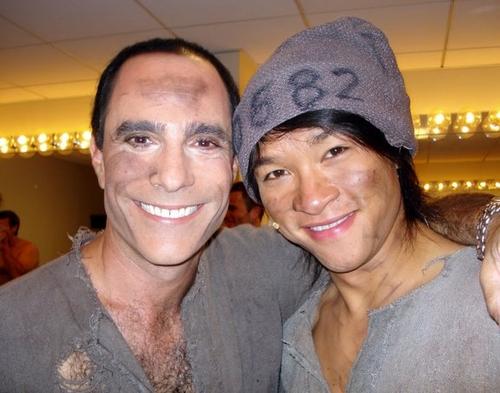 Joshua Finkel and Ethan LePhong