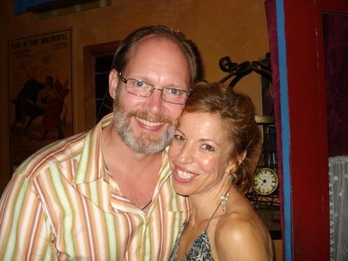 J. Mark McVey and Jennifer Naimo