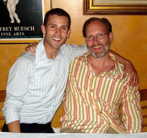 Travis Davidson and J. Mark McVey