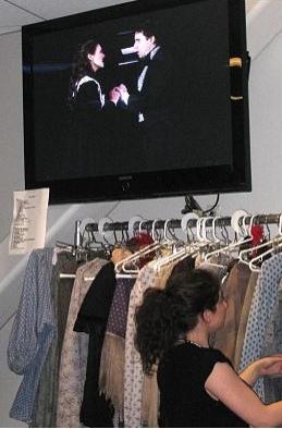 Photo Coverage: Backstage at Les Miz at the Hollywood Bowl