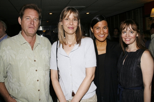 Brian Kerwin, Amy Morton, Kimberly Norris Guerrero and Sally Murphy
