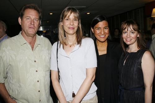 Brian Kerwin, Amy Morton, Kimberly Norris Guerrero and Sally Murphy