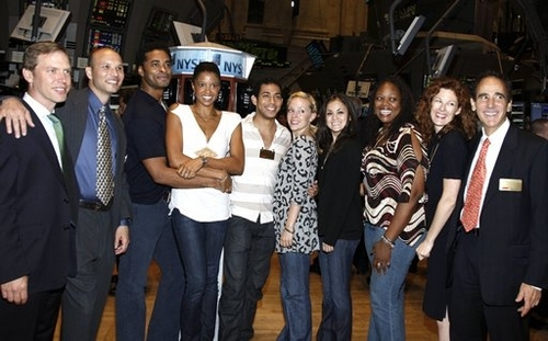 Owen Johnston, Destan Owens, Renee Elise Goldsberry, Justin Johnston,Tracy McDowell, Andrea Goss, Gwen Stewart, Producers Elan V. McAllister and Allan S. Gordon