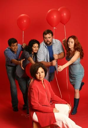 Mike Caban, Jacqueline Antaramian, Kathryn Kates, Raymond McAnally and Marielle Heller