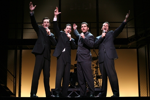 Performances of 'Jersey Boys' Begin Tonight in Toronto