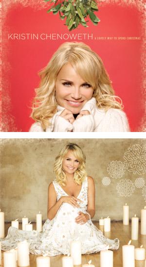 Chenoweth's 'Lovely' Christmas CD Hits #9 on Billboard's Heatseekers Chart