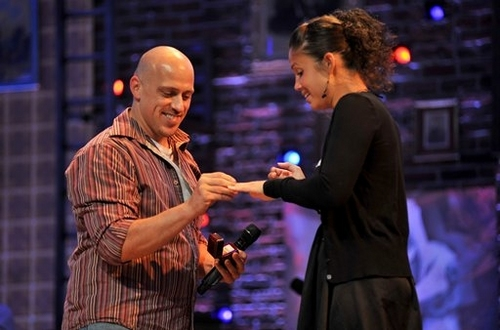 James Beneduce and Jennifer Li