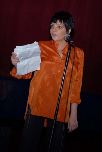 Photo Coverage: Liza Minnelli Performs at Birdland's Cast Party