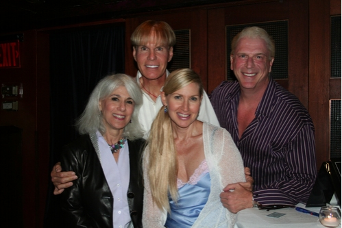 Photo Coverage: Luba Mason at the Laurie Beechman Theatre