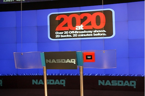 Photo Coverage: 20 at 20 Nasdaq Closing Bell