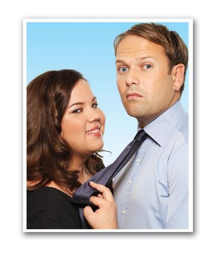 Ella Smith and Nicholas Burns