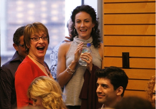 Photo Coverage: 'Gypsy' Cast Q & A at Barnes & Noble