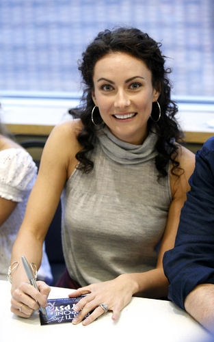 Photo Coverage Gypsy 2008 Original Cast Cd Signing At