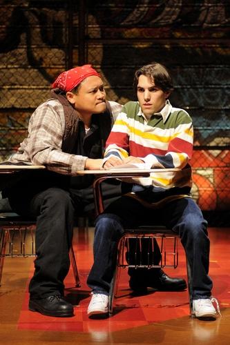 Brian Rivera and Craig Piaget
