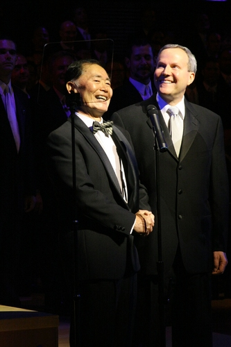 George Takei and Brad Altman announce their wedding plans