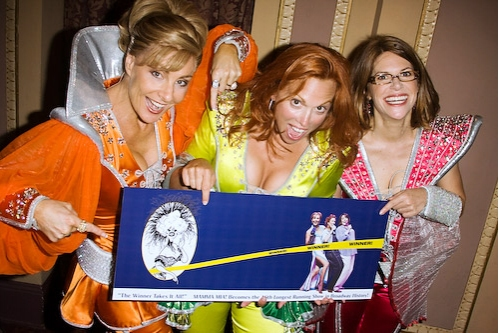 Photo Coverage: Mamma Mia! Becomes 16th Longest Running Show in Broadway History