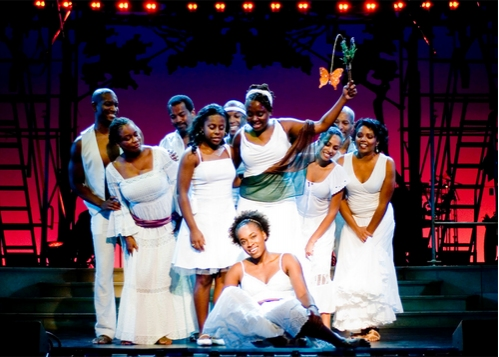 Photo Flash: 'Once On This Island' at UCLA
