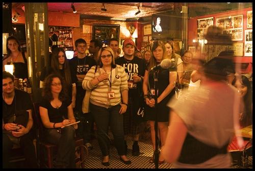 Photo Flash: Life Cafe Dedication in Honor of RENT Creator Jonathan Larson