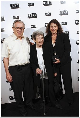Allan Larson, Nan Larson and Julie Larson
