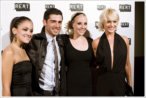 Photo Coverage: Final 'RENT' Performance After Party Arrivals