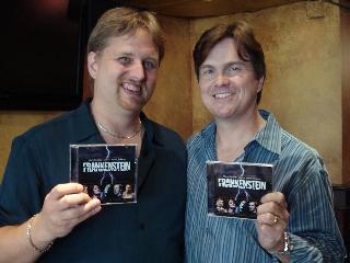 Composer Mark Baron and librettist Jeffrey Jackson