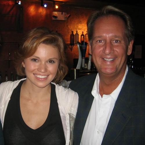 Mandy Bruno and Producer Doug Evans