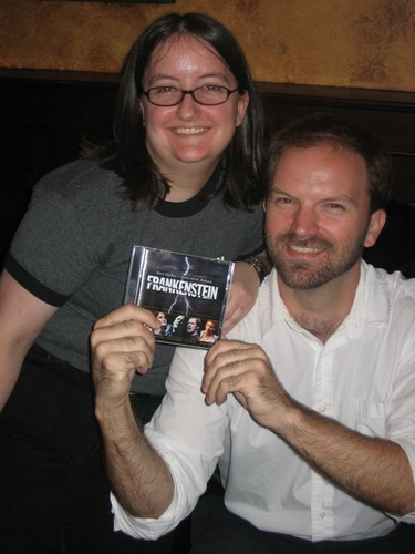 Karen Parlato and Patrick Mellen