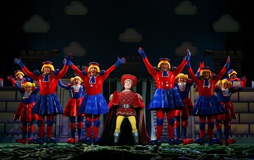 Photo Flash: Sneak Peek at Broadway Bound 'Shrek The Musical'